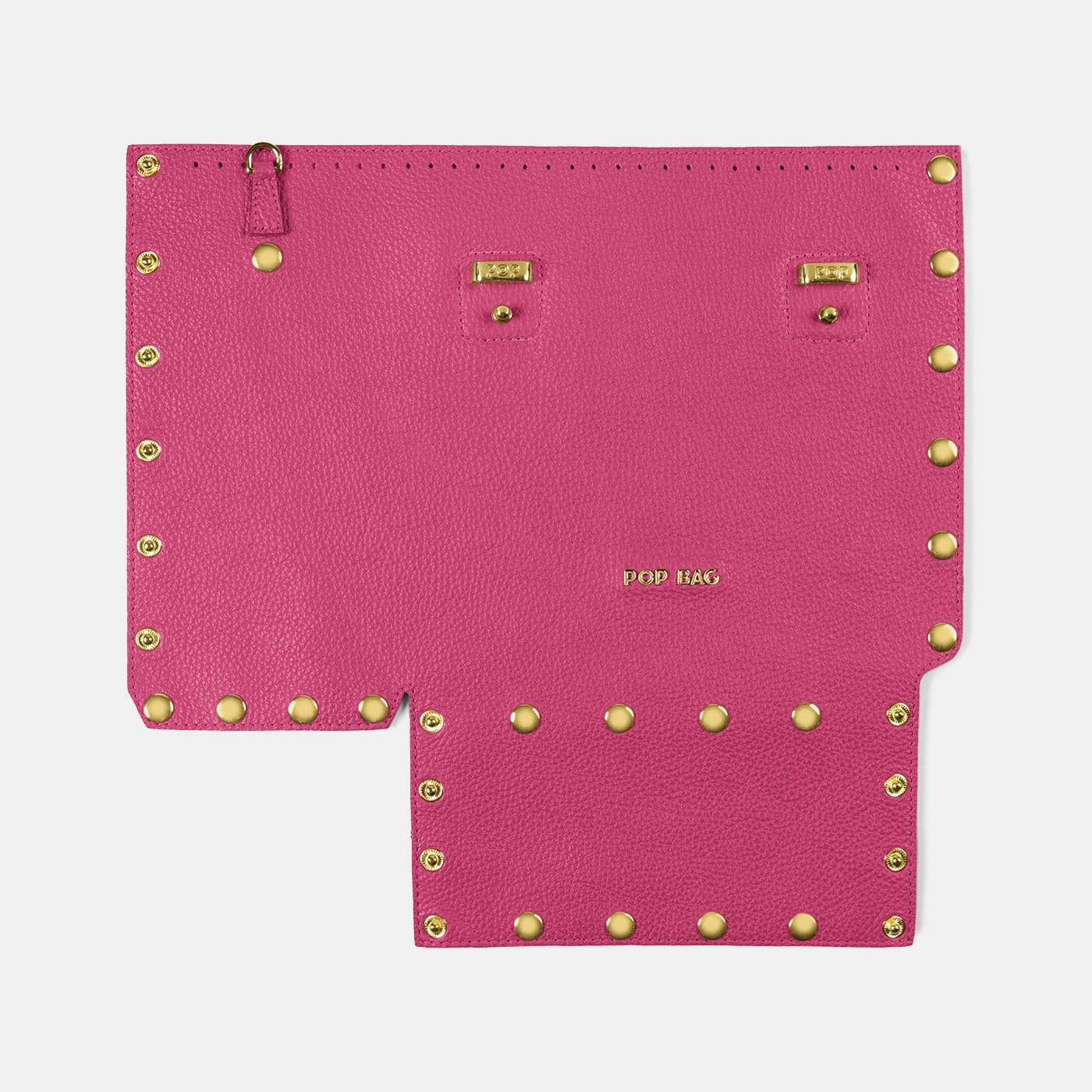 Pop Dolly Front Panel - Fuchsia - Small