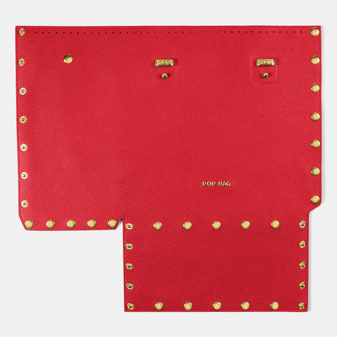 Pop Dolly Front Panel - Red - Large