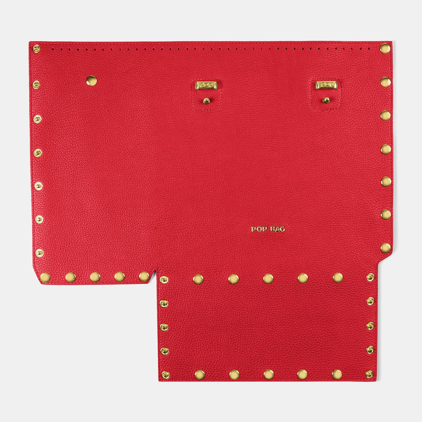 Pop Dolly Front Panel - Red - Medium