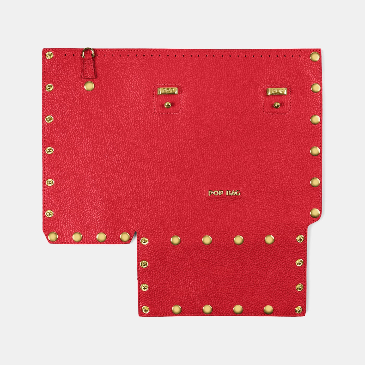 Pop Dolly Front Panel - Red - Small