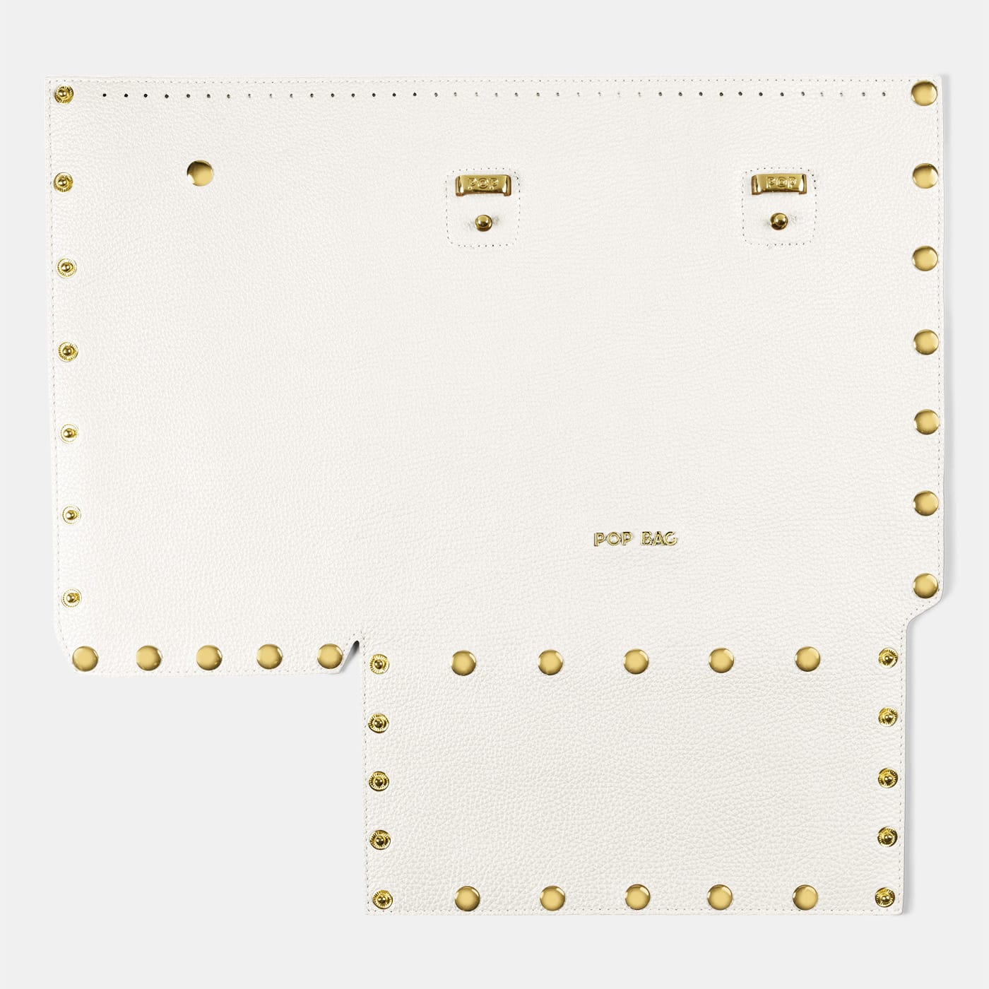 Pop Dolly Front Panel - White - Large