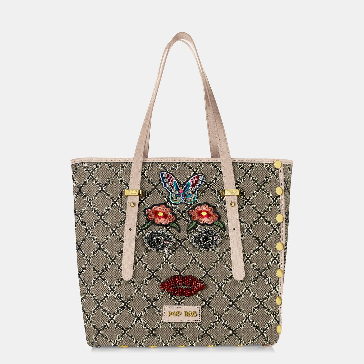 66ff03d9eba5 Pop Frida Bag - Pop Art Tote Bag