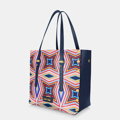 Pop Kaleido Bag - Colorful - Medium - Side View