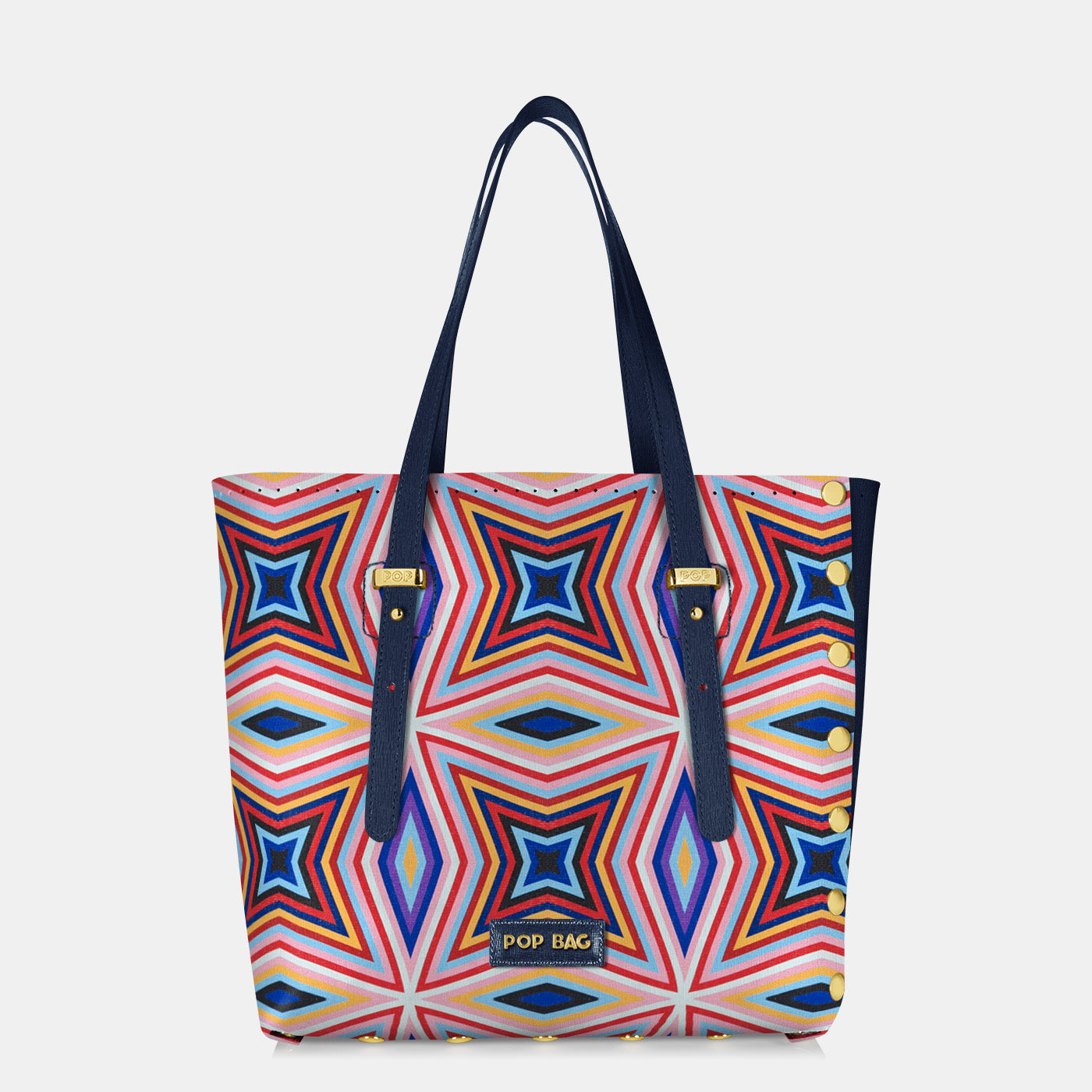 Pop Kaleido Bag - Colorful - Medium