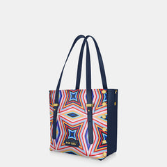 Pop Kaleido Bag - Colorful - Small - Side View
