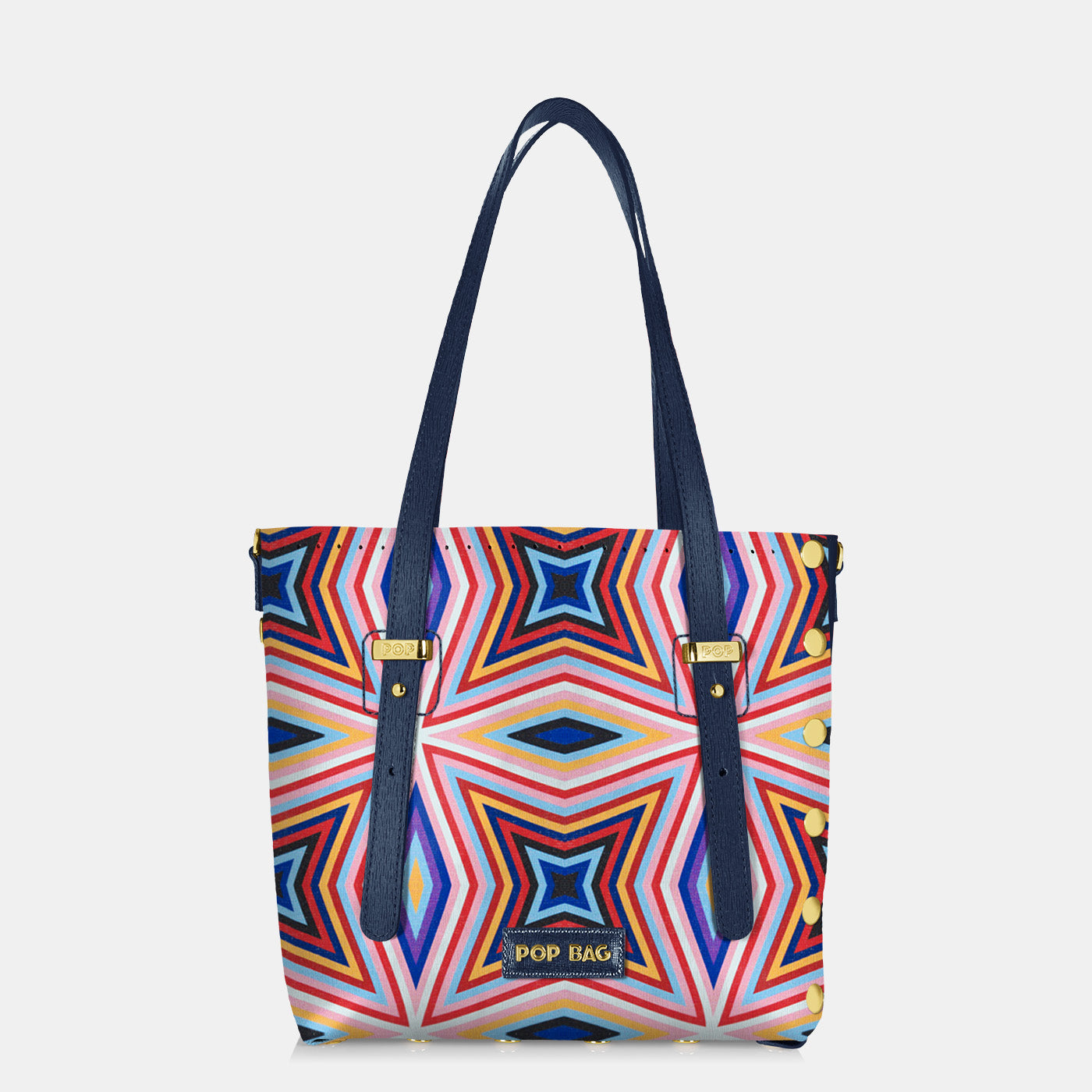 Pop Kaleido Bag - Colorful - Small
