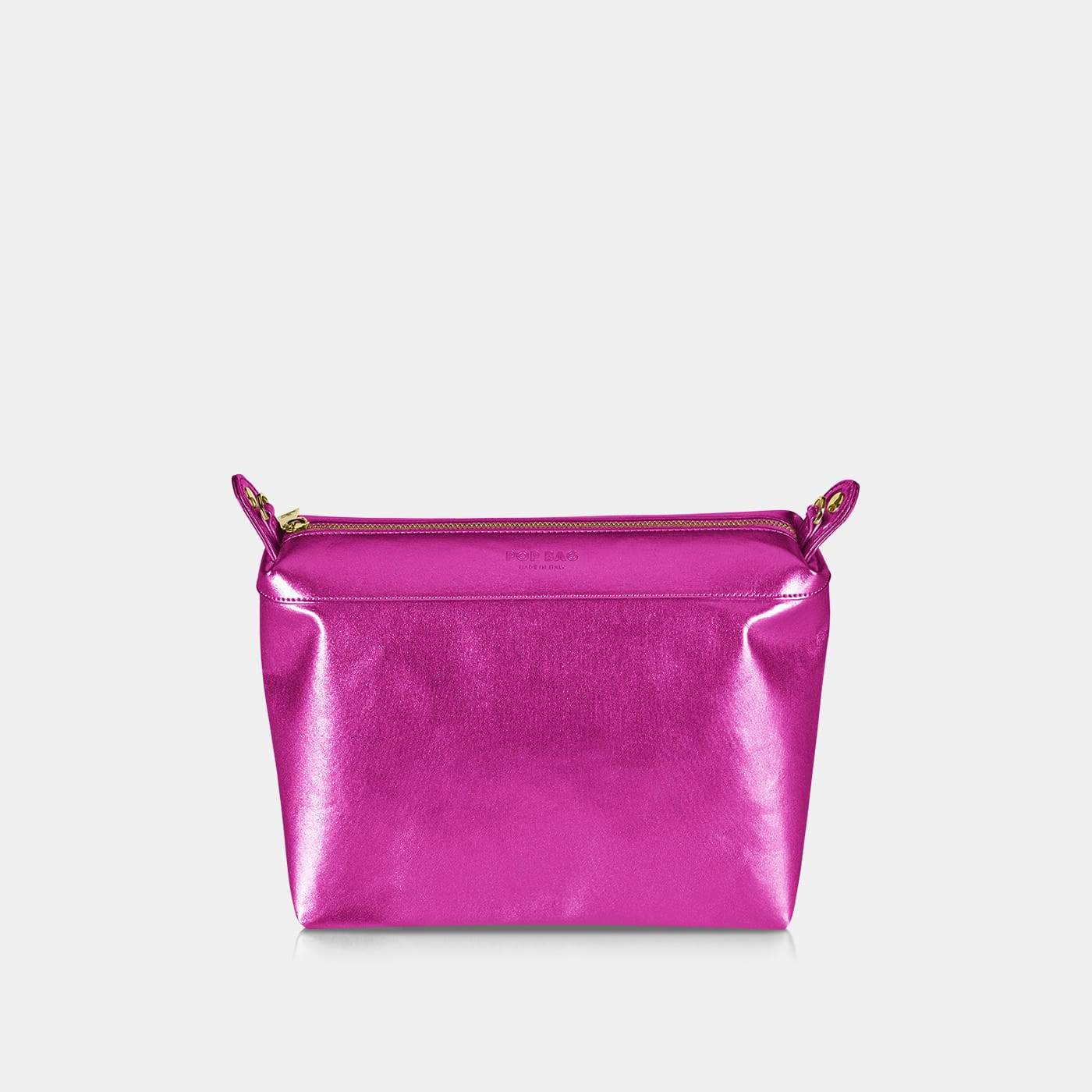 Pop Rase - Bag In Bag - Fuchsia Metal - Small
