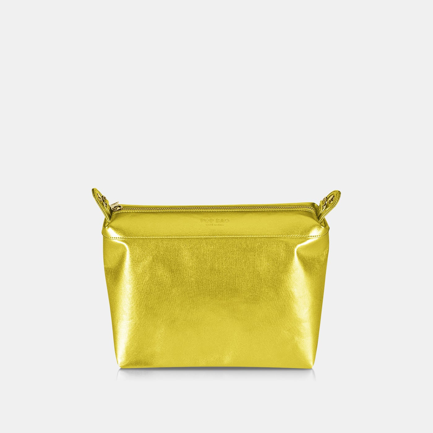 Bag In Bag - Metallic - Lemon Metal - Small