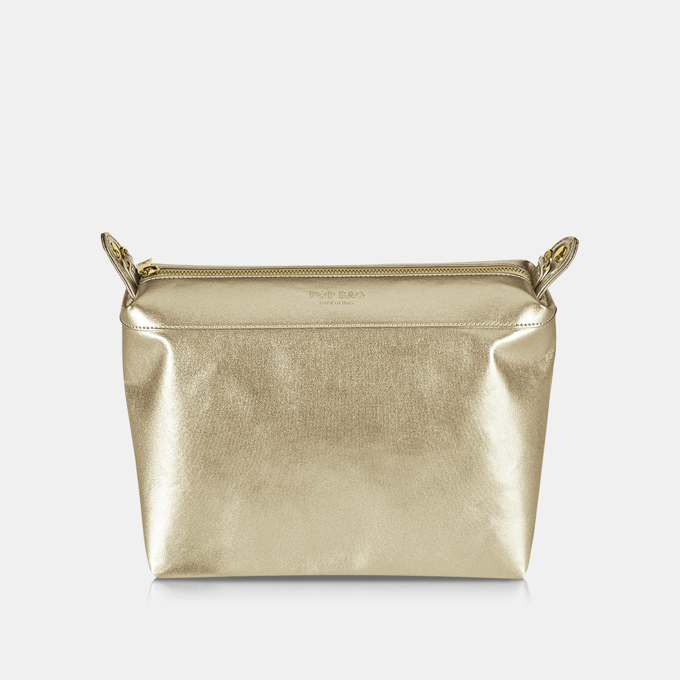 Bag In Bag - Metallic - Platinum Metal - Large