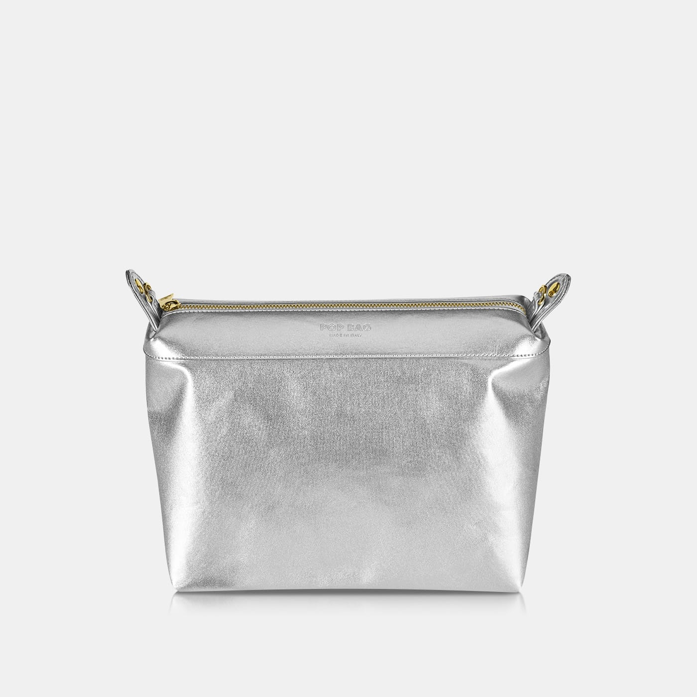 Bag In Bag - Metallic - Silver Metal - Medium