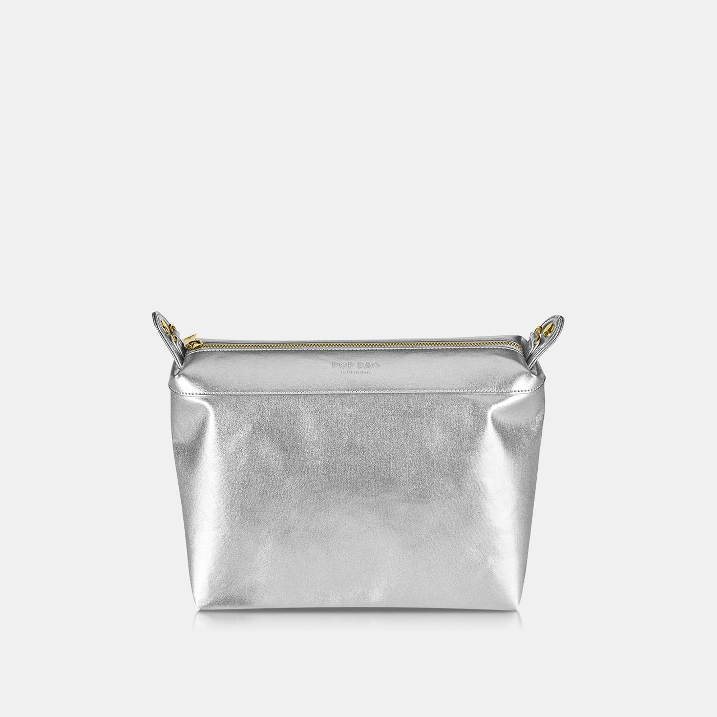 Bag In Bag - Metallic - Silver Metal - Small