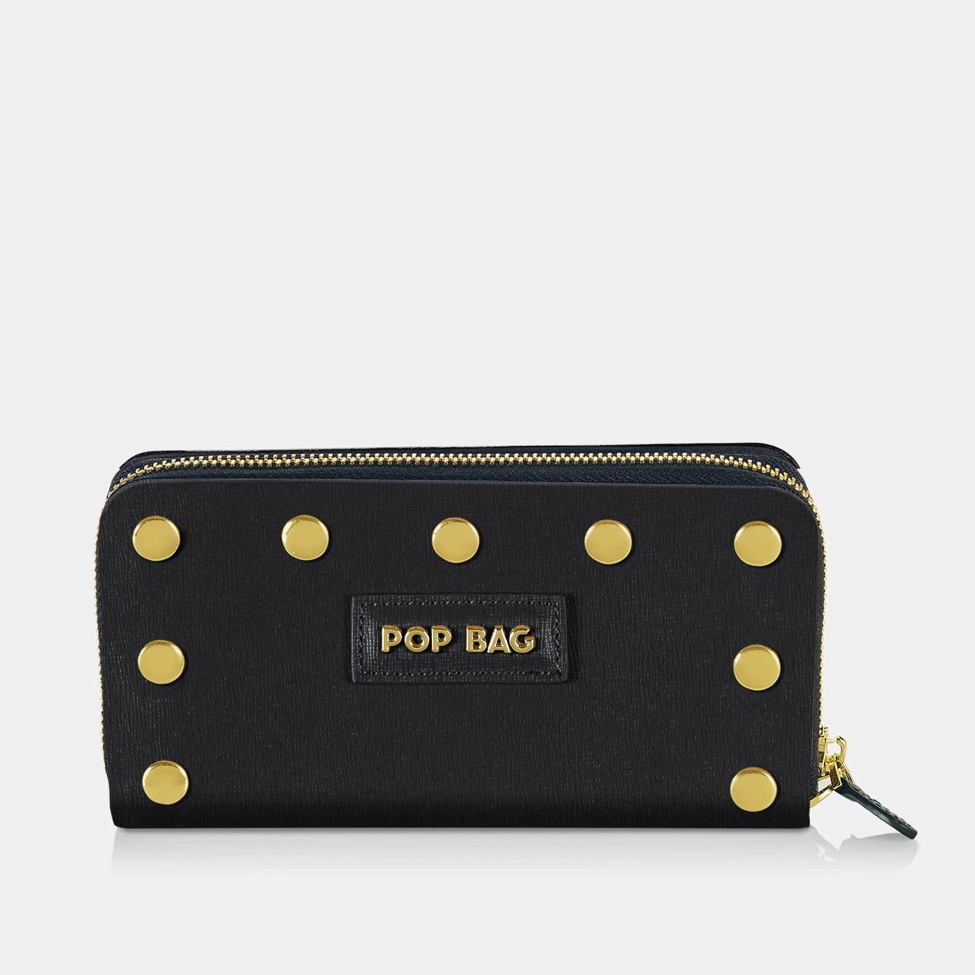 Pop Saffy Wallet Cover - Black - On Wallet