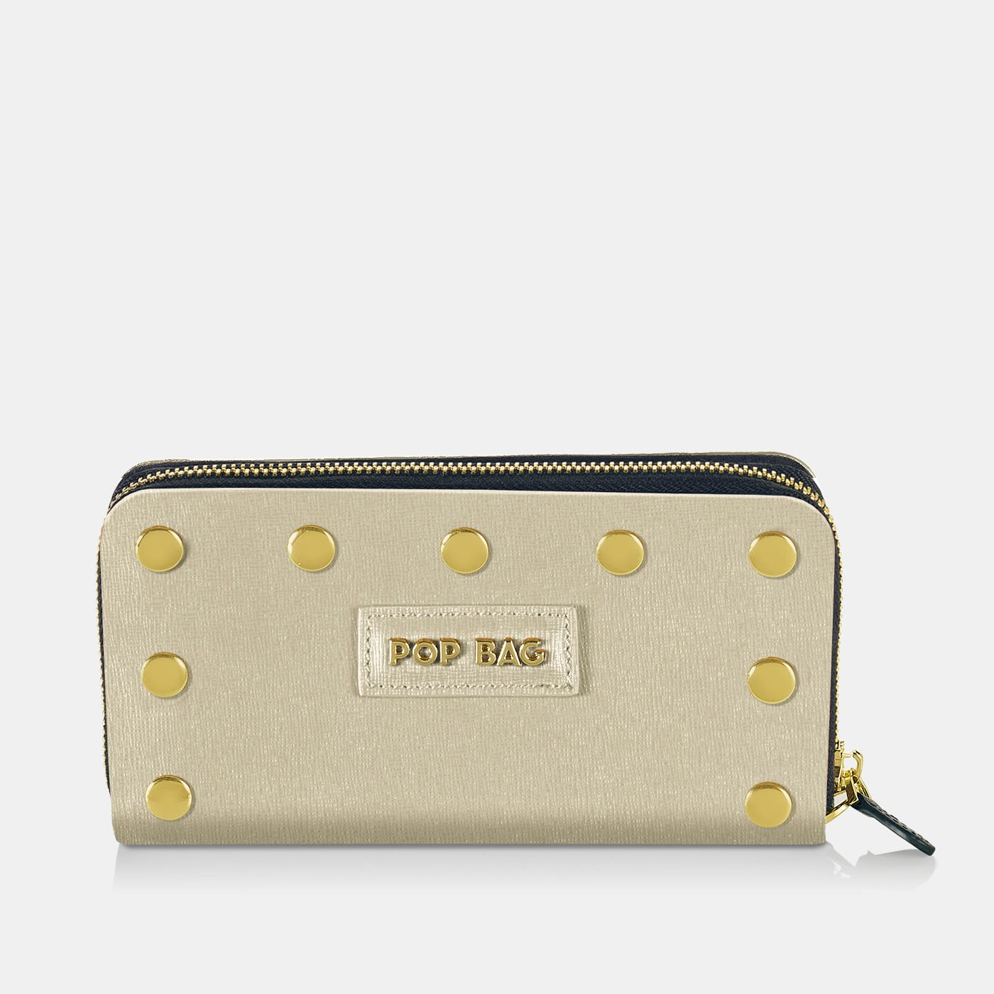 Pop Saffy Wallet Cover - Champagne - On Wallet