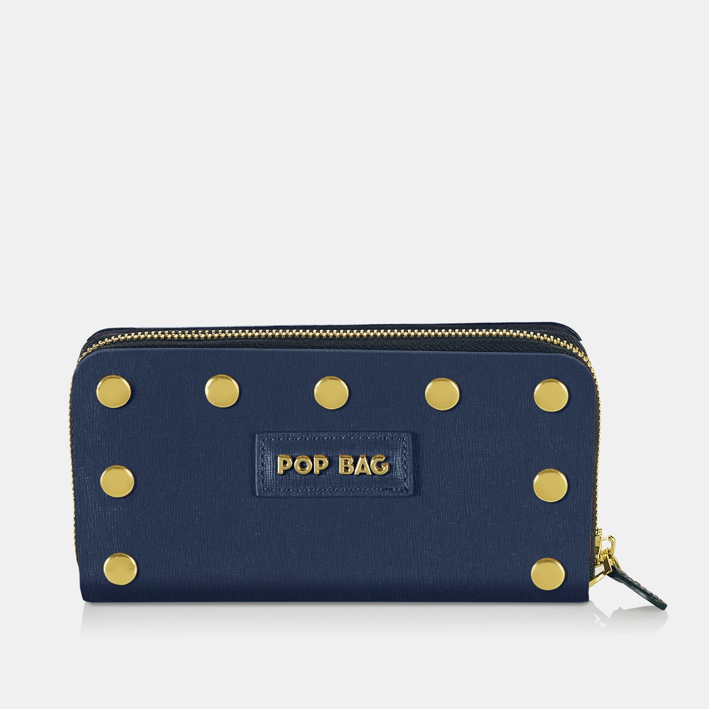 Pop Saffy Wallet Cover - Dark Blue - On Wallet