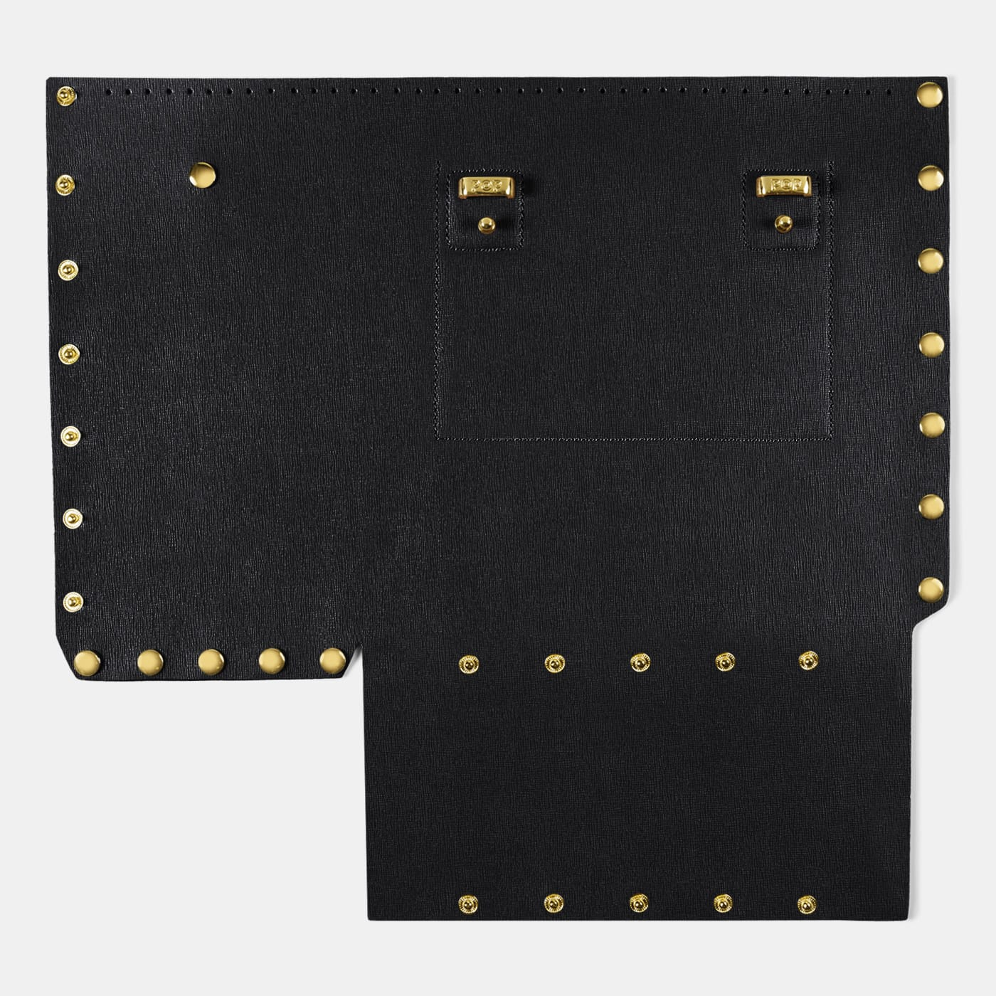Pop Saffy Back Panel - Black - Large