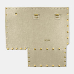 Pop Saffy Front Panel - Champagne - Medium