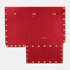 Pop Saffy Front Panel - Red - Medium