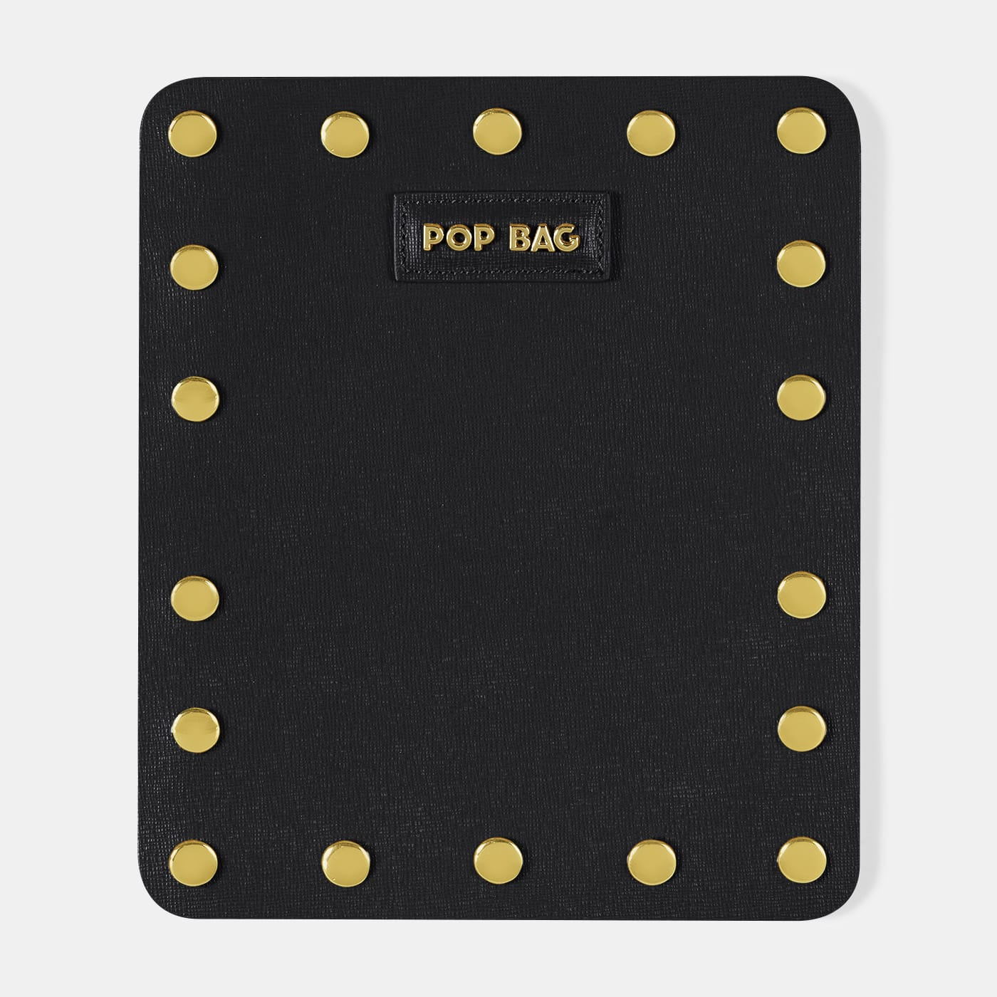 Pop Saffy Wallet Cover - Black