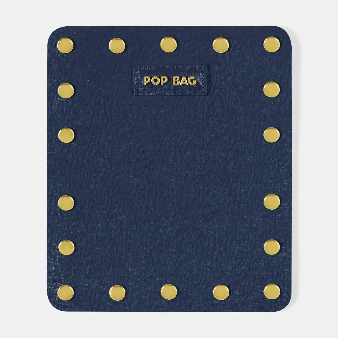 Pop Saffy Wallet Cover - Dark Blue