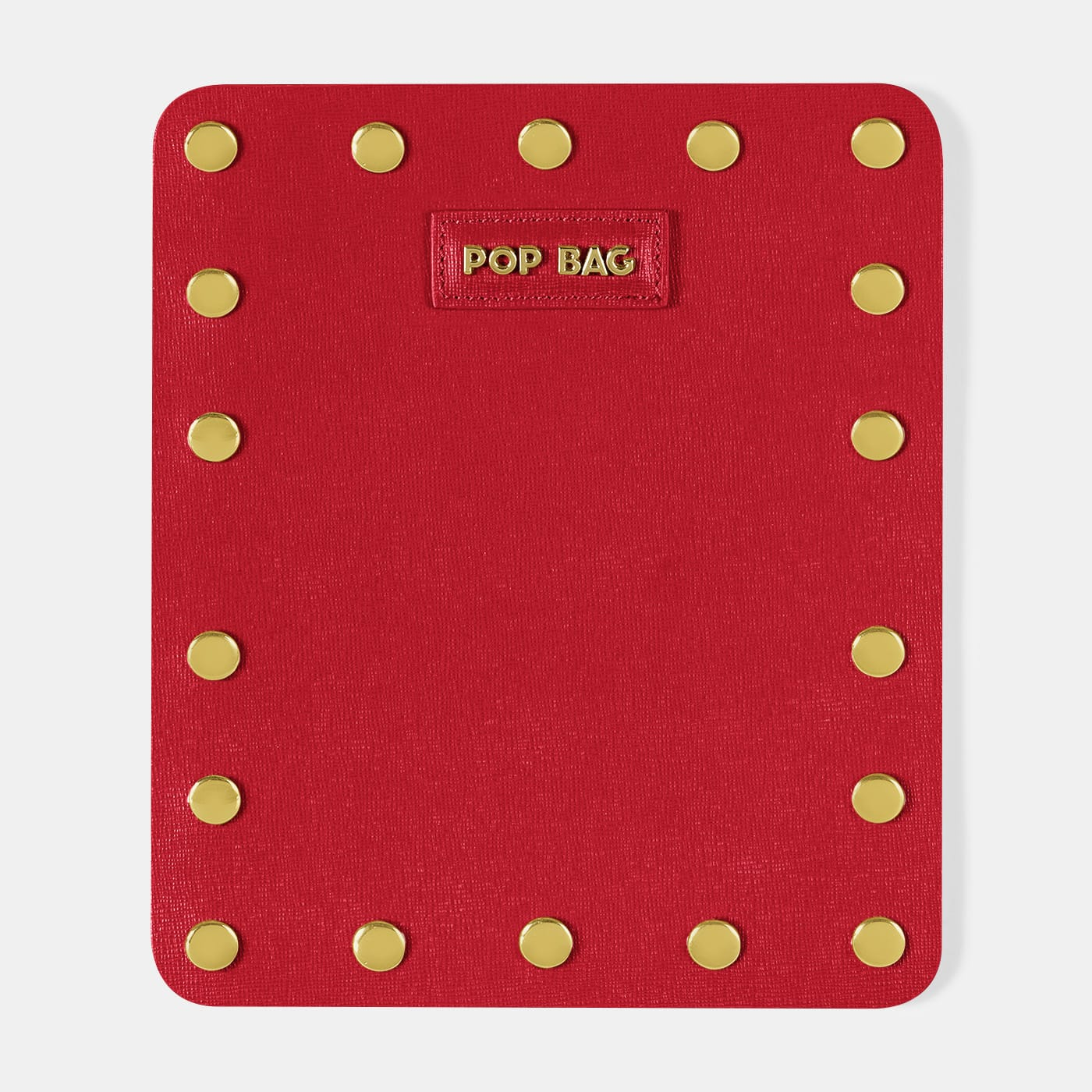 Pop Saffy Wallet Cover - Red