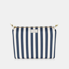 Bag in Bag Striped - Navy Stripe - Large