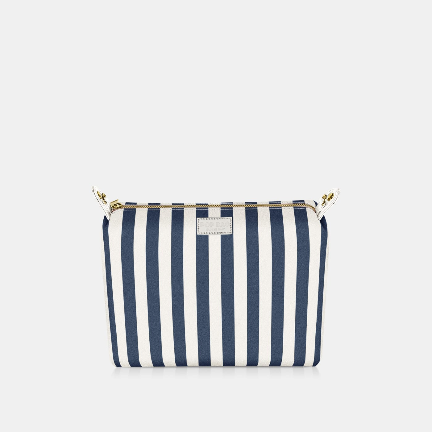 Bag in Bag Striped - Navy Stripe - Small