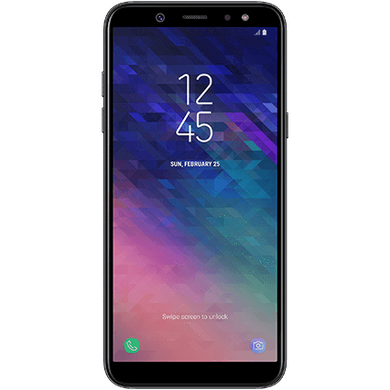 Samsung Galaxy A6 (2018) - FiX