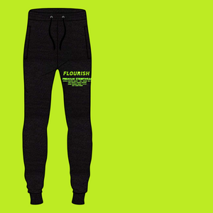 Stay Humble Joggers (Black)