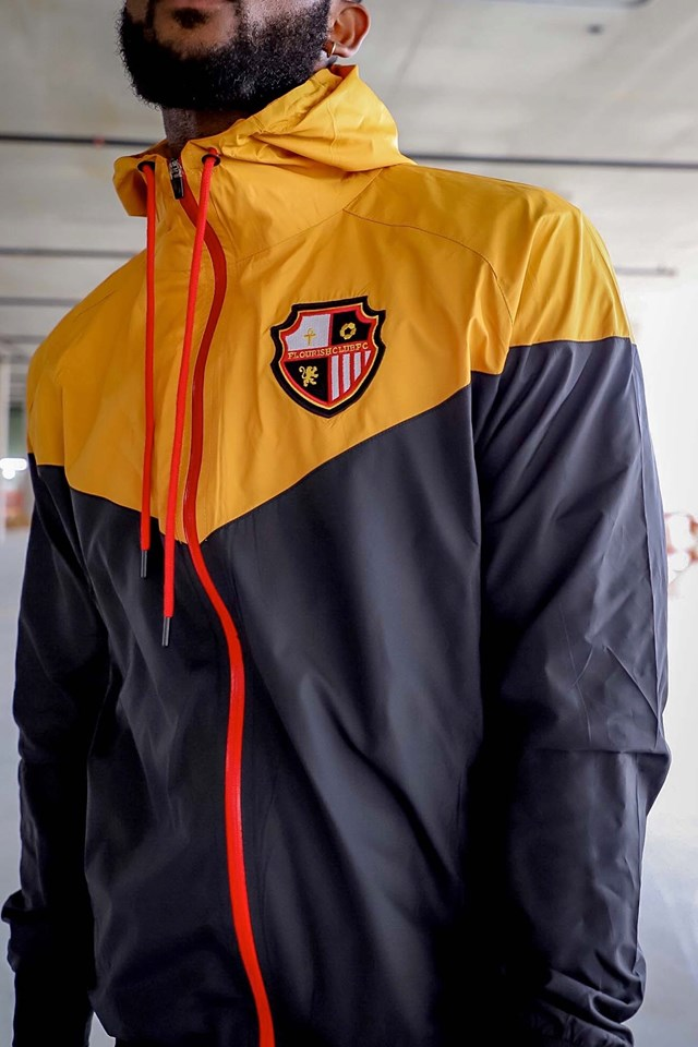 Flourish FC Windbreaker