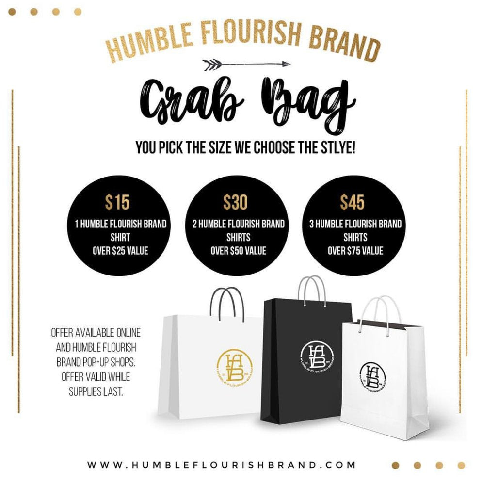 Grab Bag (3 Items)