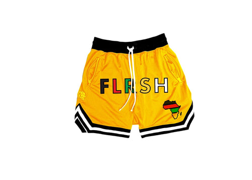 Flrsh men's mesh Basketball shorts (Pre-order) EXPECTED SHIP DATE AUGUST 3rd