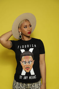 Flourish By Any Means Black