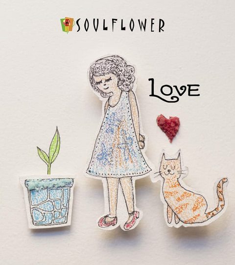 Love is the most prized value at Soulflower