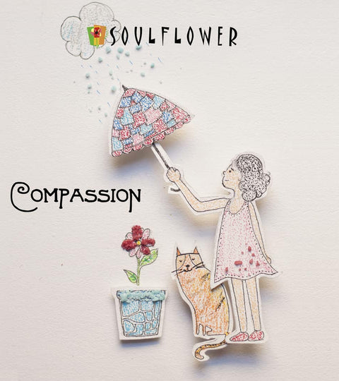 Compassion at Soulflower!