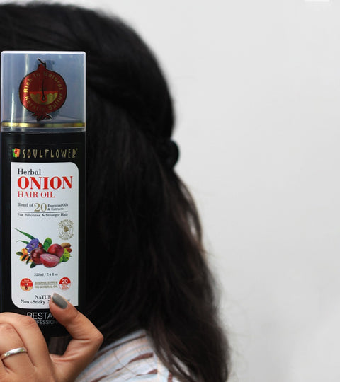 How to Use Soulflower Herbal Onion Oil?