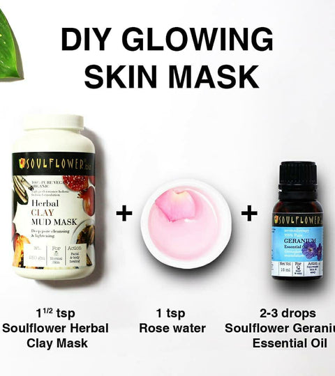 DIY: Glowing Skin Mask