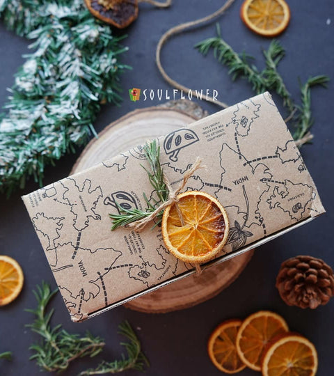 Are you planning to celebrate a plastic free Christmas? | Soulflower