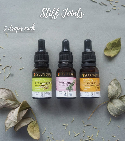 Essential Oils for Stiff Joints! | Soulflower