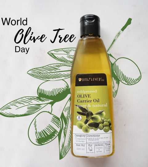 Happy World Olive Tree Day! | Soulflower