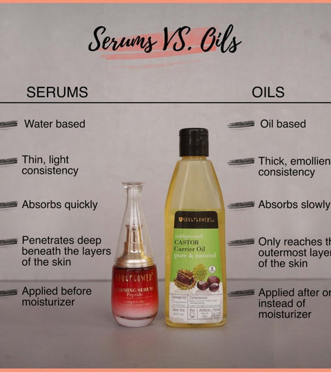 Serums vs. Face Oils. How do you choose? | Soulflower