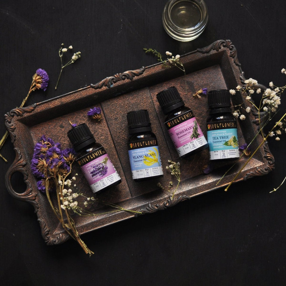 Essential Oil | Soulflower