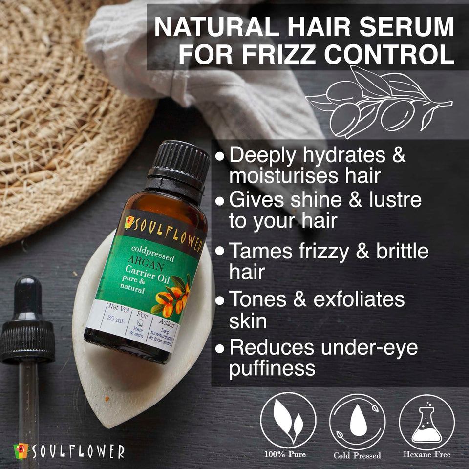 SOULFLOWER LONG HAIR CARE MONTHLY REGIME