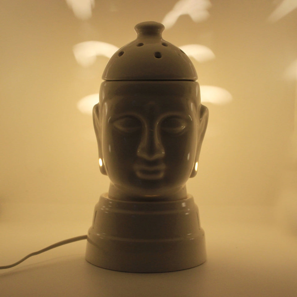 SOULFLOWER WHITE BUDDHA DIFFUSER