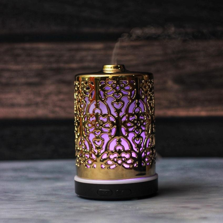 SOULFLOWER LAMP MIST ELECTRIC DIFFUSER