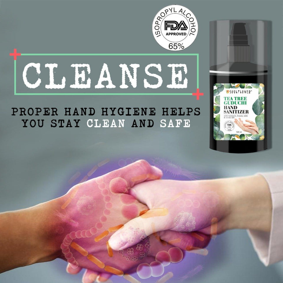 Best Alcohol Hand Sanitizer Cleanser