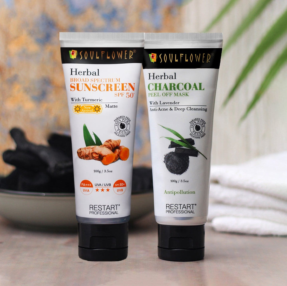 SOULFLOWER SKINCARE SUPER SET