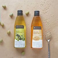 Soulflower Sesame Olive Monthly Regime With Free Applicator Set