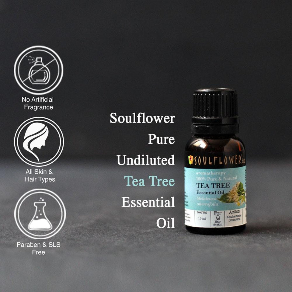 SOULFLOWER ANTI-DANDRUFF MONTHLY REGIME