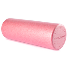 Foam Roller - Peach Bands Fitness Pink Extra Firm High Density EPP