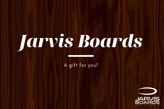 Jarvis Boards Gift Card
